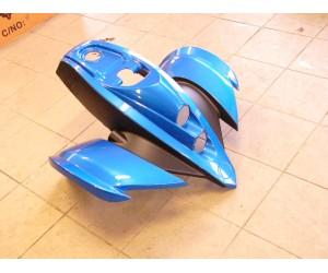 blatníky přední kapotáž plast - Shineray 250 STXIE - ruzne barvy modra cerna