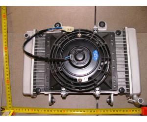 chladic vcetne ventilatoru pro Shineray 250 STXIE - 9