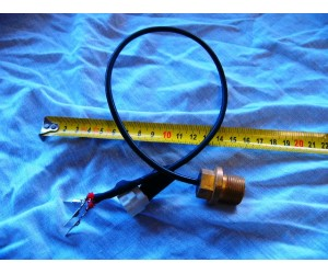 čidlo senzor rychlosti tachometru  HSUN 500 Sport do diferenciálu (také UTV 500 / 700 a HSUN ATV 500 700)