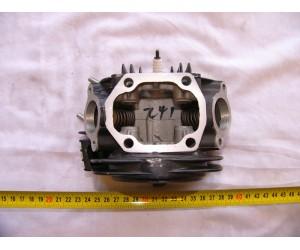 hlava 125 cc 4T pitbike AGB spalovaci prostor 50mm