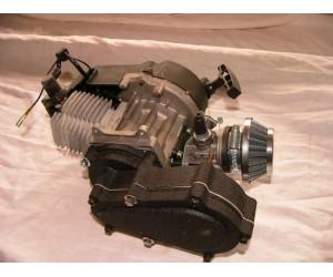 kompletní motor 49cc 50cc 2T pro Minicross a KaTM, take Minibike