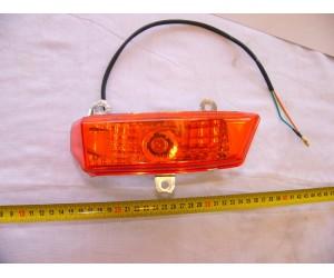 levý zadní blinkr Linhai 300 Sport XYST260 - oranzovy