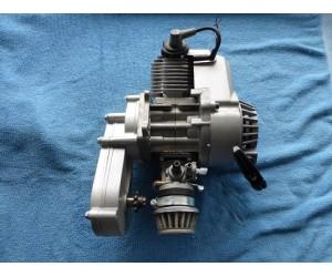 Motor pro minibike minicros mensi prevod 50cc2t