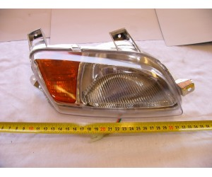 pravé přední světlo Hummer Pioneer 250