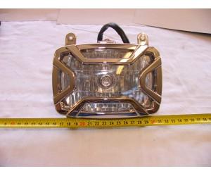 přední světlo Bashan BS250-24 bez homologace