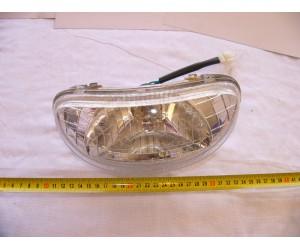 přední světlo skútr Kingway Jazz Coliber Fartt 50cc 4T