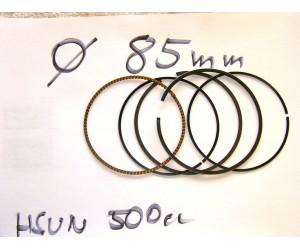 sada pistnich krouzku prumer 84.40  - pistni krouzky kruhy - vhodne pro Hsun 500 ATV i UTV HS500UTV HS500ATV