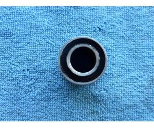 Silenblok gumový dira 15mm  sirka 28mm prumer 28mm