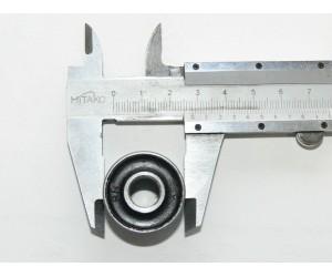 silenblok univerzalni prumer 28mm sirka 20mm vnitrni prumer 10mm