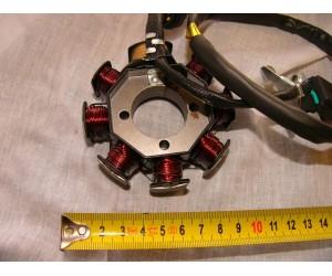 stator - zapalovani - alternator pro motory 125- 200-250