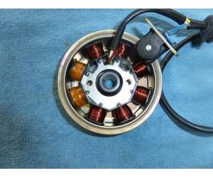 Stator zapalko magneto skutr 50cc 4t