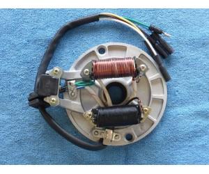 stator - zapalko - zapalovani - alternator pro motory 125 a 140