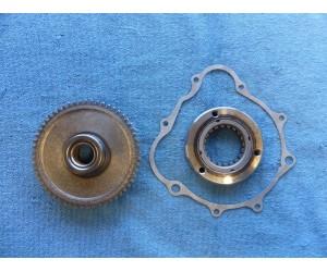 volnobezka starteru komplet pro motory tesneni 200-250cc kolo 57 zubu